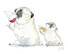 watercolor painting animals - Поиск в Google