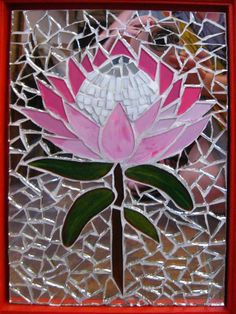 Imagen relacionada Mosaic Crafts, Mosaic Projects, Stained Glass Projects, Stained Glass Patterns, Mosaic Patterns, Stained Glass Art, Mosaic Ideas, Mosaic Garden Art, Mosaic Flower Pots