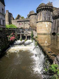 Le Château de Fougères dans le TOP 10 des plus beaux Châteaux de Bretagne