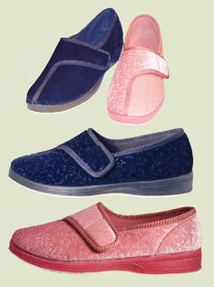ef9e0da6e309 Women s Jewel Velcro Shoes Size 6-10 Velcro Shoes