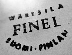 Finel is a trademark under which Wärtsilä and Järvenpää Emali sold enamel metal items such as bowls and pots starting in the early 1950s. At first the designs had to be bought from abroad but soon …
