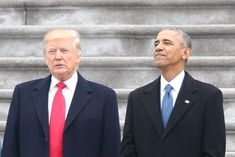 "In fact, if there is a defining feature of Trump as ""president,"" it is that he is in all ways the anti-Obama — not only on policy but also on matters of propriety and polish. While Obama was erudite, Trump is ignorant. Obama was civil, Trump is churlish. Obama was tactful, Trump is tacky."