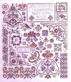 floral sampler