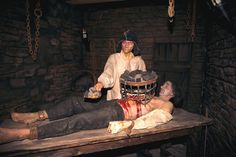from the London dungeon