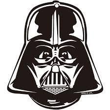 4993f89c Resultado de imagen de star wars digital clipart Darth Vader Stencil, Darth  Vader T Shirt