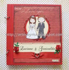 caderno de assinaturas para casamento