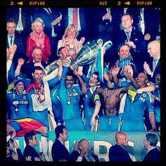 Chelsea campeón de la Champions League 2012