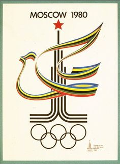 Evolution of Olympic Posters From 1896 To 2012