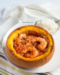 Brazilian shrimp stuffed pumpkin (Camarão na Moraga) is the perfect dish to serve at any fall dinner party! Before starting this blog, Brazilian food meant one thing to me. Meat. Generous quantities of delicious, juicy grilled meat coming out of those big skewers onto my plate. Especially beef. Yes, more beef, please! Today, I want to share …