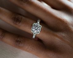 [ad] Press for beautiful, intricate, delicate engagement rings. The perfect accessory from James Allen!