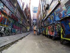Melbourne, Australia: Street Art