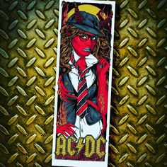 AC/DC for Halloween
