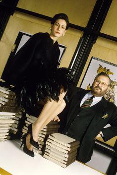 Gianfranco Ferré at Dior - 1989