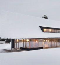 best architects architektur award // bogenfeld architektur / bogenfeld architektur / Haus St. Peter in der Au / Wohnungsbau/Einfamilienhäuser
