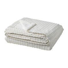 TUSENSKÖNA Päiväpeitto IKEA Pakkaus toimii myös säilytyslaukkuna, mikä helpottaa tuotteen kuljettamista ja säilyttämistä.