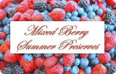 Berry Preserves