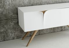 MODERN SIDEBOARD DETAILS | SLAP is a living useful cabinet: it's linear and simple design makes it unique and very versatile | See more at: http://www.bocadolobo.com #moderncabinets #luxurycabinets Interior design Ideas, decorating ideas, unique, Design Ideas, decorative, interior decorator, interior design styles, Luxury Houses, contemporary, modern, mid Century, vintage, chic.