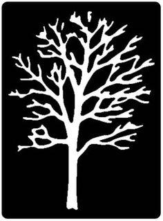 NinjaDiva: Tree Stencils