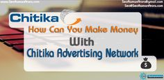 How Can You Make Money with Chitika Advertising Network  Chitika is online advertising network which provides services to both advertisers and publishers. Click here to know more: http://www.seoramanarora.com/money-with-chitika-advertising-network/  For Contact to get more information: Visit our Website: http://www.seoramanarora.com Download our app: https://play.google.com/store/apps/details?id=com.webtunix.seoramanarora&hl=en  Facebook Page: https://www.facebook.com/seoramanarora/