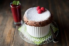 chocolate souffle recipe | use real butter