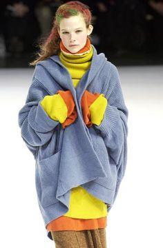 ✿❀✿✌✿❀✿ - 0hgirl: Y's Yohji Yamamoto Fall / Winter 2003