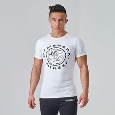 Gymshark Fitness T-Shirt - White