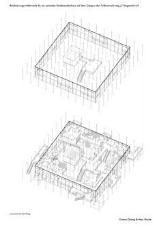 Evoking Memories, An Architecture of Desire Gustav Düsing & Max Hacke   «The most interesting characteristic of the cube is that it is relatively uninteresting. Compared to any othe…