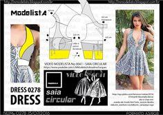 ModelistA: A3 NUMo 0278 DRESS