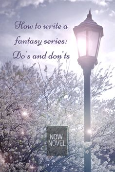 Find how to write a fantasy series that avoids genre clichés and provides fantasy readers with satisfying story arcs and character arcs.