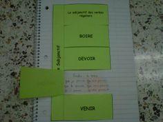 Un cahier interactif pour le subjonctif!