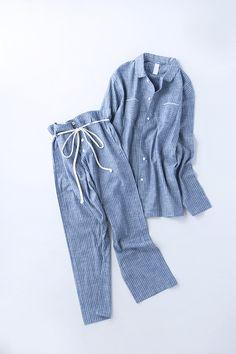 ライフスタイルブランドならではのこだわりのパジャマ