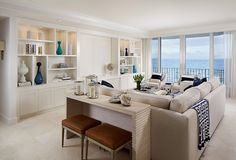 Cindy Ray Interiors #living #sala #estante
