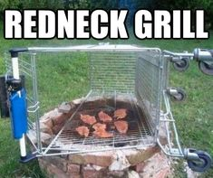 Redneck Humor I haven't seen this one but I'm sure if I look, I will find it with a trailer with tires on the roof!