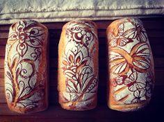 Artisan Bread Recipes, Baking Recipes, Delicious Destinations, Bread Shop, Farmers Market Recipes, Bread Art, Cracker, Pastry Art, Fresh Bread