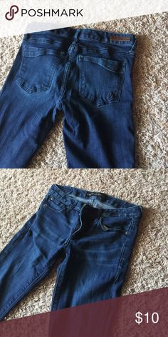 Express skinny jeans size 4 In good condition, size 4 regular Express Jeans Skinny