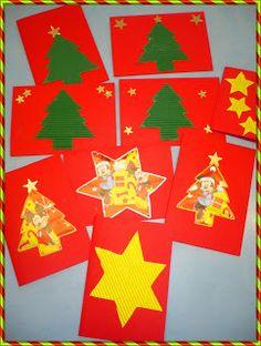 Models de postals de nadal.