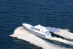 Seapiper 35 - Compact Trawler 10.5 knot, single engine, 2,000 NM range. Under $175,000 NEW!!!