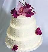 buttercream frosted wedding cakes - Bing Images