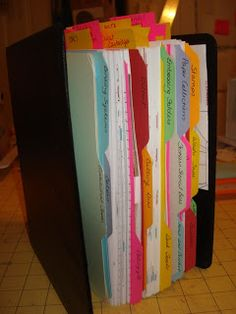 Craft inventory book ~This is really great, gives websites that have printouts for inventory~
