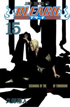 Bleach Manga Vol. 15 - Beginning of the Death of Tomorrow