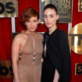 The Mara Sisters Are Giving the Olsens a Run For Their Money at the 2016 SAG Awards