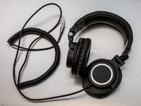 CNET's comprehensive Audio-Technica ATH-M50 Studio Monitor Headphones coverage includes unbiased reviews, exclusive video footage and Headphone buying guides. Compare Audio-Technica ATH-M50 Studio Monitor Headphones prices, user ratings, specs and more.
