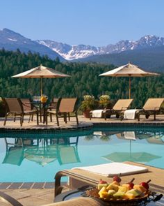 Manor Vail Lodge Colorado Jetsetter Secret Santa Pinterest Hotels And