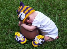 Dreaming of victory for #LSU.
