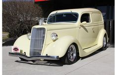 Featured: 1935 Ford Sedan Delivery for sale | hotrodhotline.com
