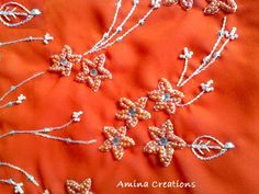 free bead embroidery patterns | EMBROIDERY DESIGNS