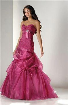 Sleeveless Sweetheart Ruffles Ball Gown Sweet 16 #Dress Style Code: 00368 $184