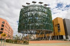 Pictures: 10 High-Tech, Green City Solutions for Beating the Heat