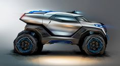 Can-Am Outmoster on Behance