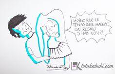 VIÑETAS 10 COSAS TERRIBLES DE LA TEMPORADA DE BODAS PARA BOGADIA #ilustración, #humor, #dibujo
